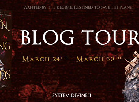 Blog Tour: Between Burning Worlds by Jessica Brody & Joanne Rendell