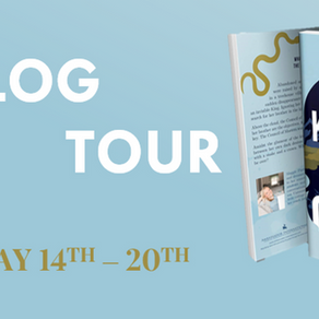 Blog Tour: Kingdom Above the Cloud + Exclusive Interview