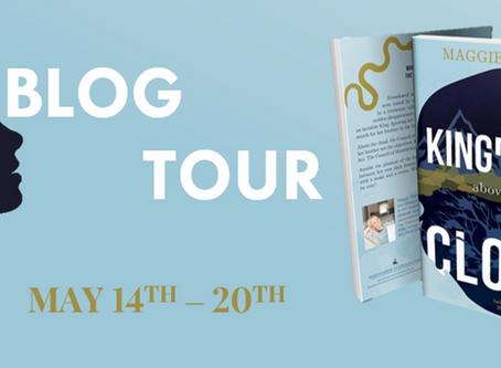 Blog Tour: Kingdom Above the Cloud + Exclusive Interview