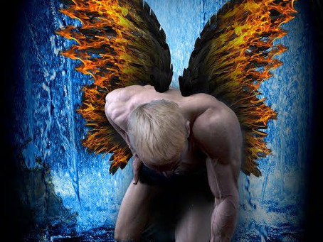 Book Spot-light: The Angel Alejandro by Alistair Cross