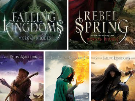 Series Review: Falling Kingdoms Series by Morgan Rhodes