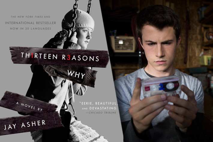 4/12/17, Vulture Devouring Culture, All the Ways Netflix's 13 Reasons Why Is Different From the Book,