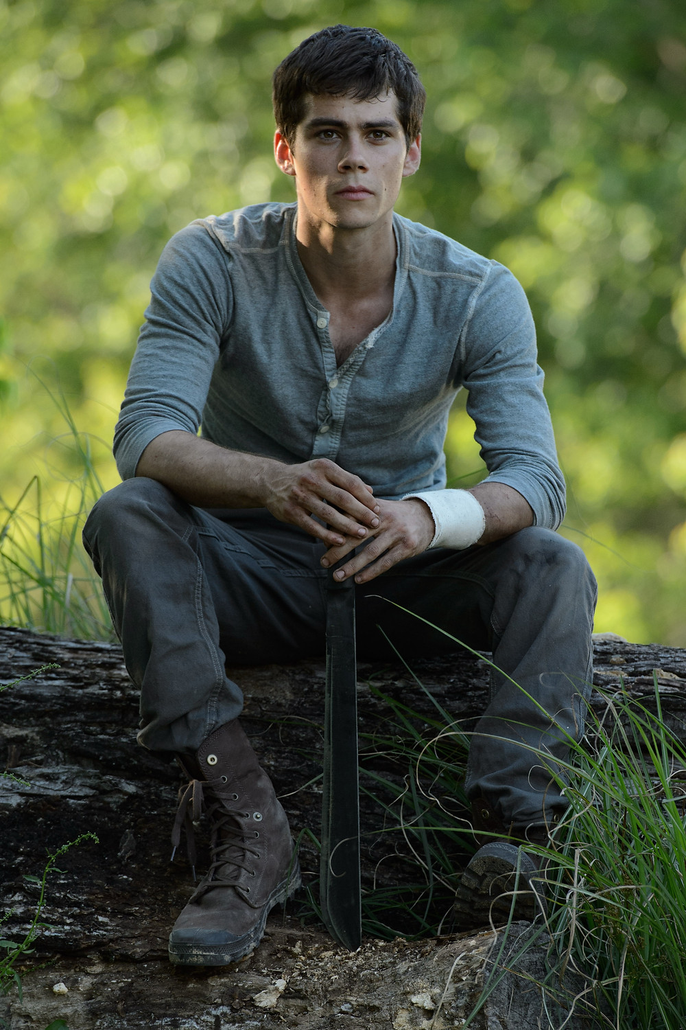 "4/23/17, Collider, Dylan O'Brien Talks How His ""MTV Hair"" Almost Cost Him the Job, the Pressure of the Role, Director Wes Ball, and More on the Set of THE MAZE RUNNER"