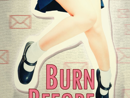 Book Review: Burn Before Reading by Sara Wolf