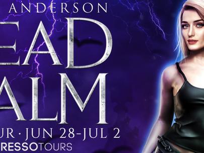 Blog Tour: Dead Calm by Dead Calm Annie Anderson  Exclusive Excerpt + Exclusive Giveaway!