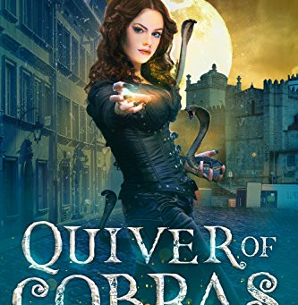 ARC Review: Quiver of Cobras by Helen Harper
