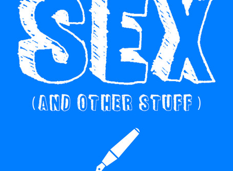Interview With Robert Germaux On His Newest Book, Grammer Sex