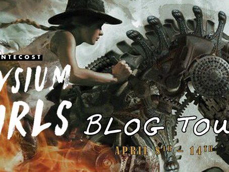 Blog Tour: Elysium Girls by Kate Pentecost Exclusive Deleted Scenes