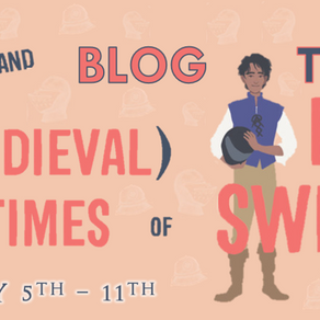 "Blog Tour: The Life and (Medieval) Times of Kit Sweetly by Jamie Pacton ""Meet the Characters"" Post"