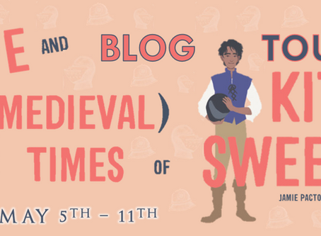 """Blog Tour: The Life and (Medieval) Times of Kit Sweetly by Jamie Pacton """"Meet the Characters"""" Post"""