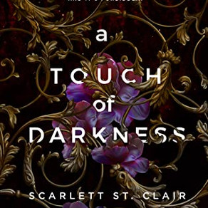 Book Review: A Touch of Darkness by Scarlett St. Clair  - One Word: S M U T