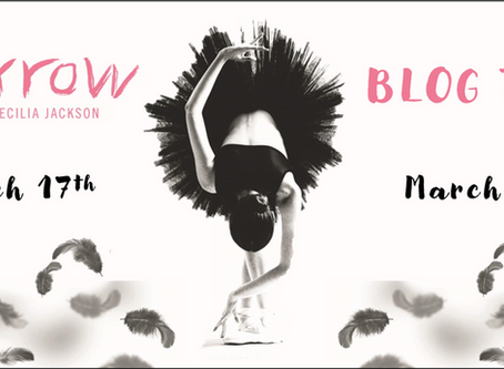 Blog Tour: Sparrow by Mary Cecilia Jackson Promotional Post