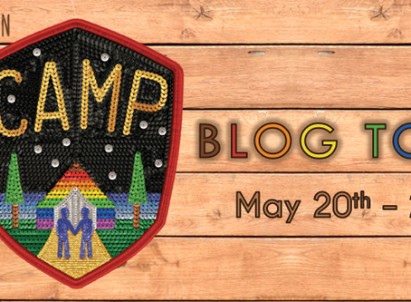 Blog Tour: Camp by Lev A.C. Rosen Promotional Post