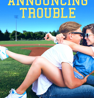 ARC Reviews: Announcing Trouble by Amy Fellner Dominy