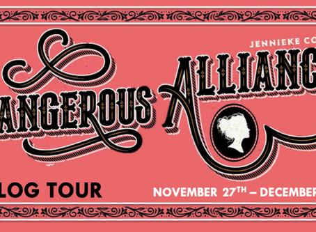 Blog Tour: Dangerous Alliance by Jennieke Cohen ARC Review