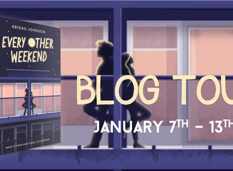 Blog Tour: Every Other Weekend by Abigail Johnson Promotional Post