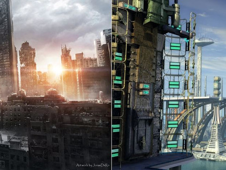 Dystopia V.S Science Fiction