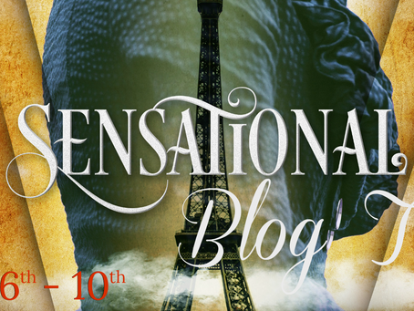 Blog Tour: Sensational by Jodie Lynn Zdrok Promotional Post