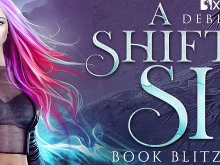 Book Blitz: A Shifter's Sin by Debbie Cassidy  + Exclusive Giveaway