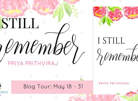 Book Spotlight:  I Still Remember By Priya Prithviraj