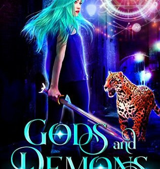 ARC Audiobook Review: Gods and Demons by B.R. Kingsolver