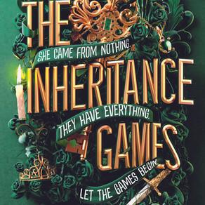 The Inheritance Games by Jennifer Lynn Barnes ARC Review + Mood Board