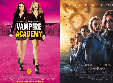 """Why Hollywood Is Failing At Making Another Successful Book Adaptation Franchise After """"Twilight"""
