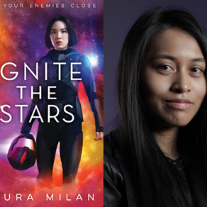 Exclusive Author Interview With Maura Milan On Her Debut Book, Ignite The Stars