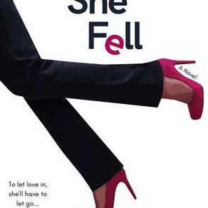Blog Tour: After She Fell by Amber Laura Promotional Post + Exclusive Sneak Peak