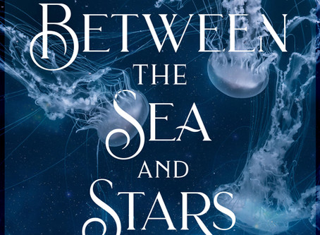 Book Blitz: Between the Sea and Stars by Chantal Gadoury, With Exclusive Excerpt and Giveaway!