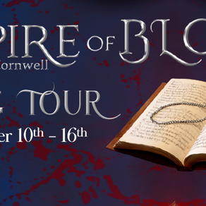 Blog Tour: Empire of Storms by Olivia Cornwell