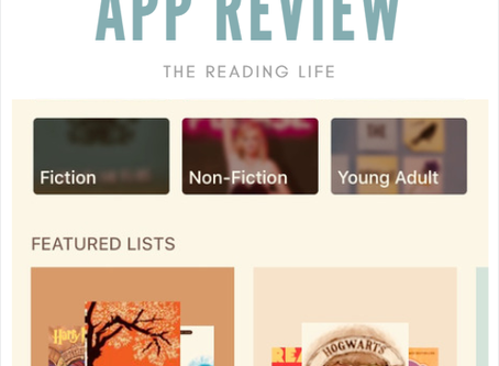 We know the website is amazing, but how's the app? The Goodreads App Review