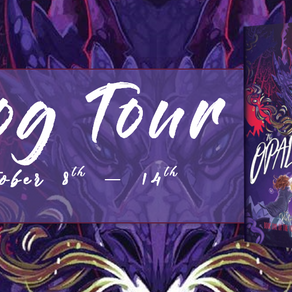 Blog Tour: The Opal Amulet by Victoria Drozda Meet The Characters Exclusive