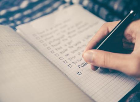 12 Fun Saturday Writing Prompts