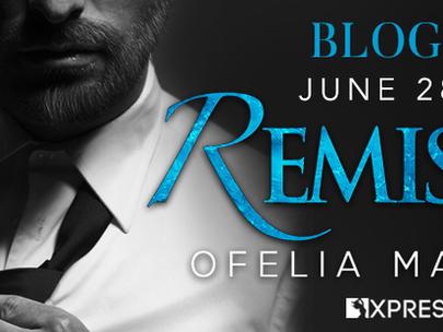 Blog Tour: Remission by Ofelia Martinez Exclusive Excerpt