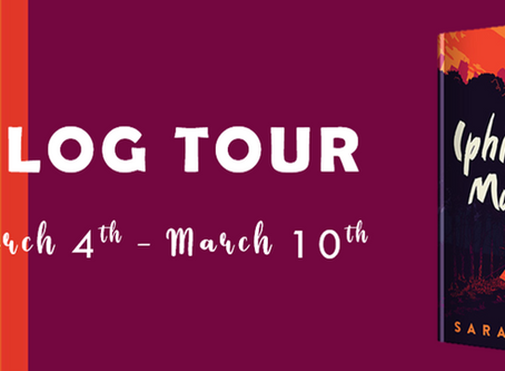Blog Tour: Iphigenia Murphy by Sara Hosey  Promotional Post