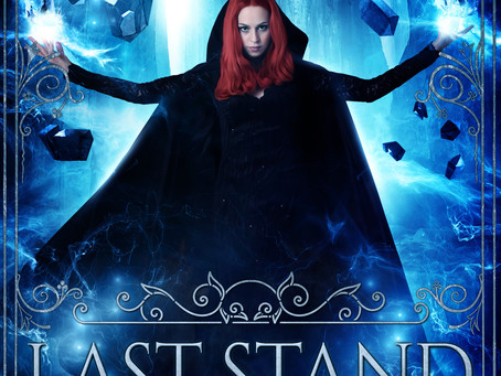 Book Review: Last Stand by Rachel E. Carter