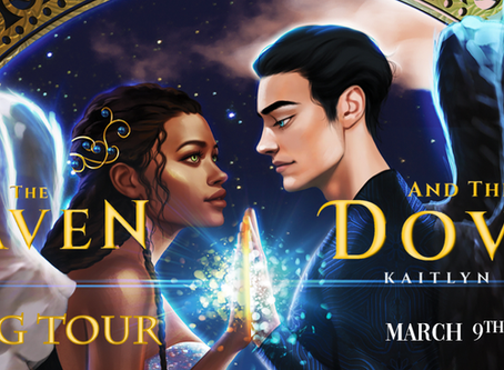Blog Tour: The Raven and the Dove by Kaitlyn Davis With Exclusive Guest Post!