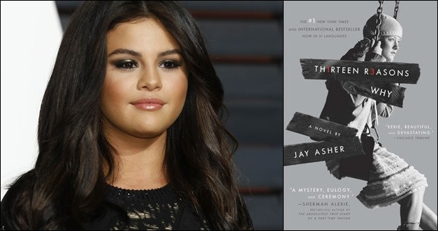 4/12/17, Signature Reads, 'Thirteen Reasons Why' Moves Ahead with Selena Gomez to Star