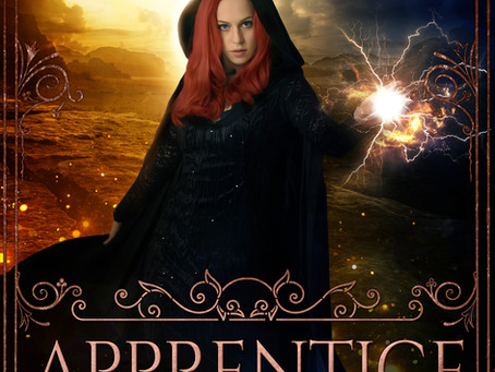 Book Review: Apprentice By Rachel E. Carter