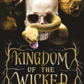 Book Review: Kingdom of the Wicked by Kerri Maniscalco
