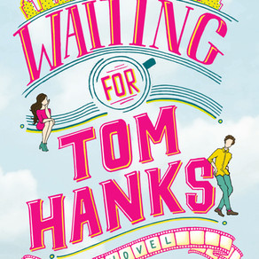 """ARC Review/Rant: Waiting for Tom Hanks by Kerry Winfrey - """"Spare me the Tom Hanks bullshit&quot"""