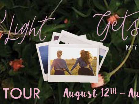 Blog Tour: How the Light Gets In by Katy Upperman Promotional Post