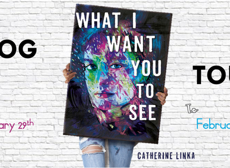 Blog Tour - What I Want You to See by Catherine Linka Exclusive Author Interview