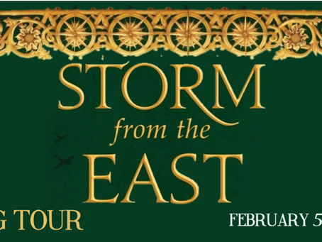Blog Tour: Storm from the East by Joanna Hathaway Promotional Post