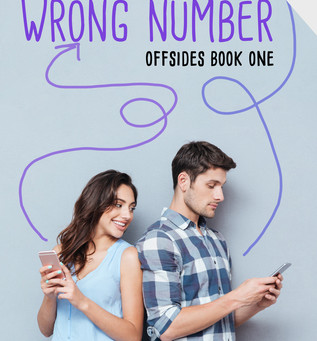 Book Blitz: Right Text Wrong Number by Natalie Decker Reid