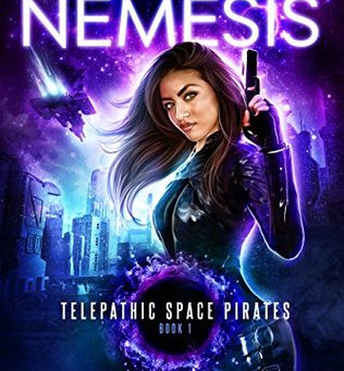 ARC Review: Pirate Nemesis by Carysa Locke