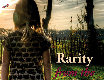 A Book Spotlight: Rarity from the Hollow By Robert Eggleton