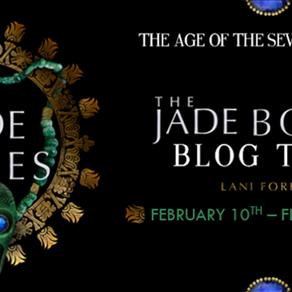 Blog Tour: The Jade Bones by Lani Forbes Book Spotlight