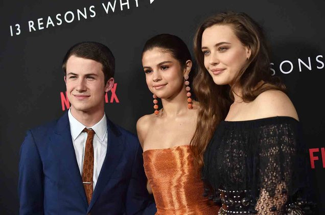 4/12/17, Billboard, Selena Gomez and the '13 Reasons Why' Cast Got Matching Tattoos